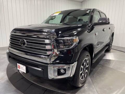2021 Toyota Tundra for sale at HILAND TOYOTA in Moline IL
