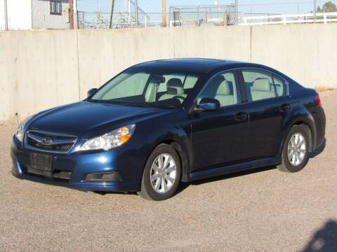 2011 Subaru Legacy for sale at HOO MOTORS in Kiowa CO