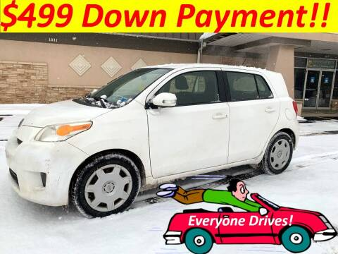 2008 Scion xD for sale at World Automotive in Euclid OH