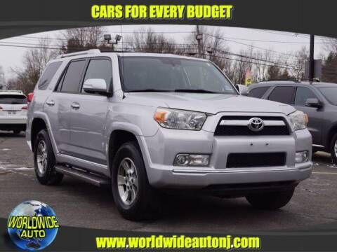 2012 Toyota 4Runner for sale at Worldwide Auto in Hamilton NJ