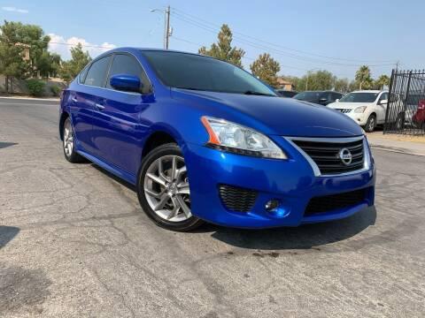 2013 Nissan Sentra for sale at Boktor Motors in Las Vegas NV