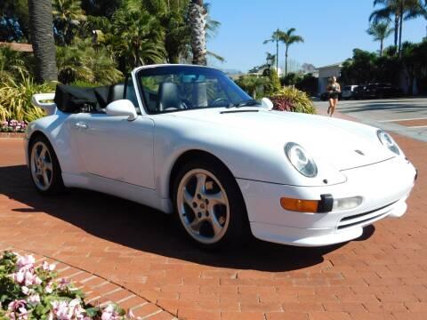 1998 Porsche 911 for sale at Milpas Motors in Santa Barbara CA