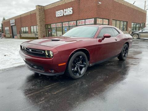 2017 Dodge Challenger for sale at My Town Auto Sales in Madison Heights MI