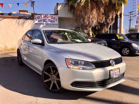2011 Volkswagen Jetta for sale at TMT Motors in San Diego CA