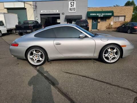 2000 Porsche 911 for sale at 57 AUTO in Feeding Hills MA