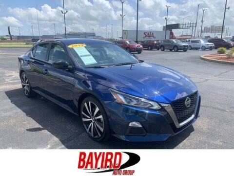 2019 Nissan Altima for sale at Bayird Truck Center in Paragould AR