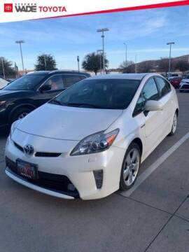 2012 Toyota Prius for sale at Stephen Wade Pre-Owned Supercenter in Saint George UT