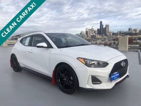 2019 Hyundai Veloster for sale at Honda of Seattle in Seattle WA