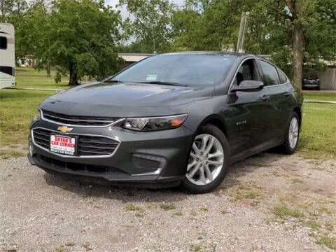 2018 Chevrolet Malibu for sale at Auto Bankruptcy Loans in Chickasha OK