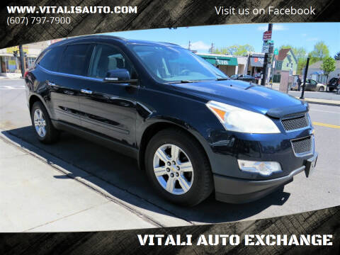 2011 Chevrolet Traverse for sale at VITALI AUTO EXCHANGE in Johnson City NY