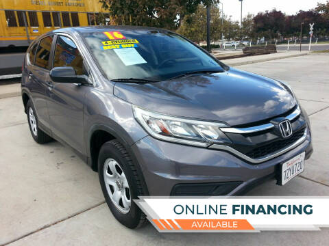 2016 Honda CR-V for sale at Super Cars Sales Inc #1 in Oakdale CA