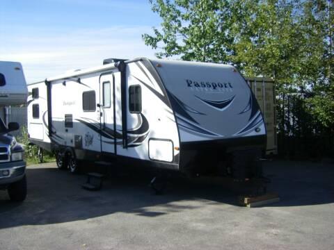 2018 Keystone Passport Grand Touring for sale at NORTHWEST AUTO SALES LLC in Anchorage AK