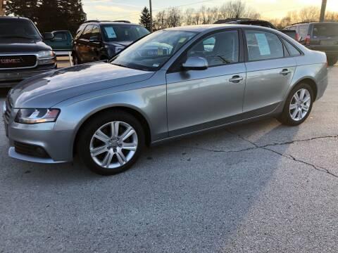 2011 Audi A4 for sale at Auto Target in O'Fallon MO