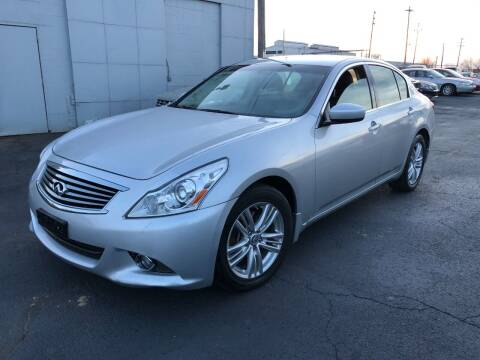 2011 Infiniti G37 Sedan for sale at Fine Auto Sales in Cudahy WI