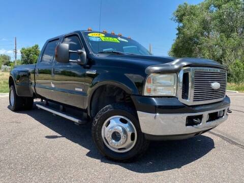 2006 Ford F-350 Super Duty for sale at UNITED Automotive in Denver CO