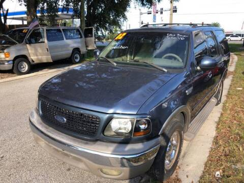 2002 Ford Expedition for sale at Castagna Auto Sales LLC in Saint Augustine FL