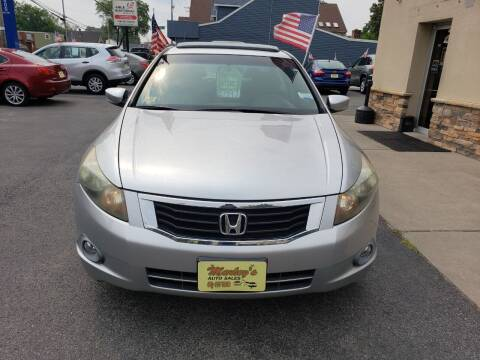 2008 Honda Accord for sale at Marley's Auto Sales in Pasadena MD