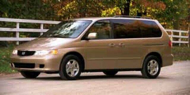 2000 Honda Odyssey for sale at The Back Lot in Lebanon PA