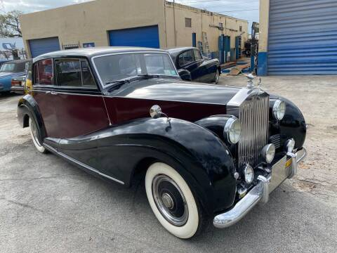 1952 Rolls-Royce Wraith for sale at Prestigious Euro Cars in Fort Lauderdale FL