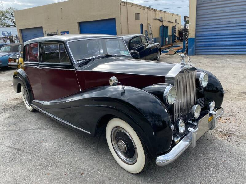 1952 Rolls-Royce Wraith for sale in Fort Lauderdale, FL