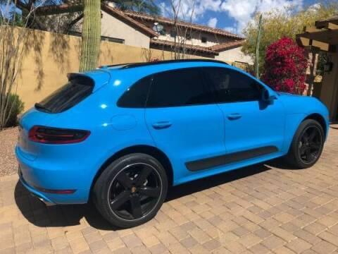 2016 Porsche Macan for sale at Classic Car Deals in Cadillac MI