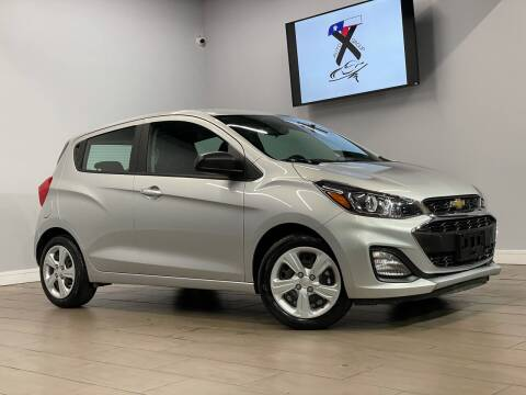 2020 Chevrolet Spark for sale at TX Auto Group in Houston TX
