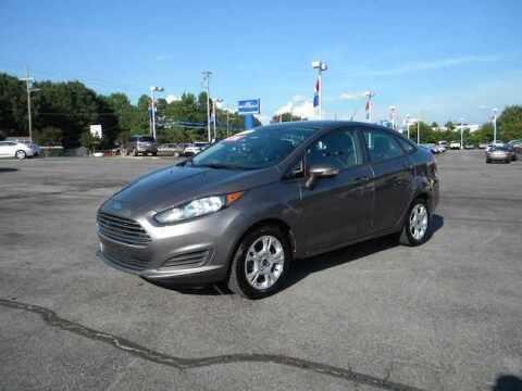 2014 Ford Fiesta for sale at Paniagua Auto Mall in Dalton GA