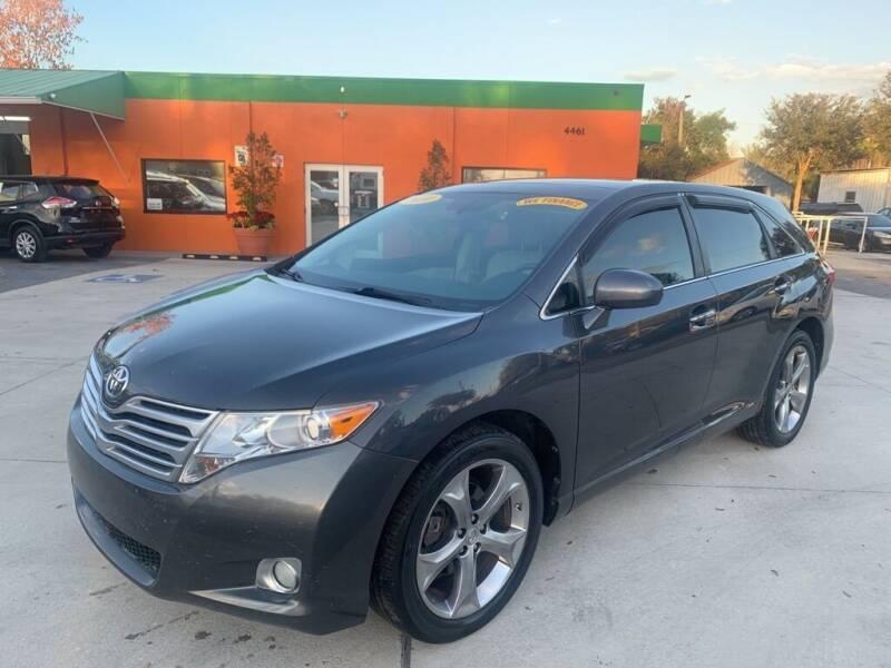 2010 Toyota Venza for sale at Galaxy Auto Service, Inc. in Orlando FL