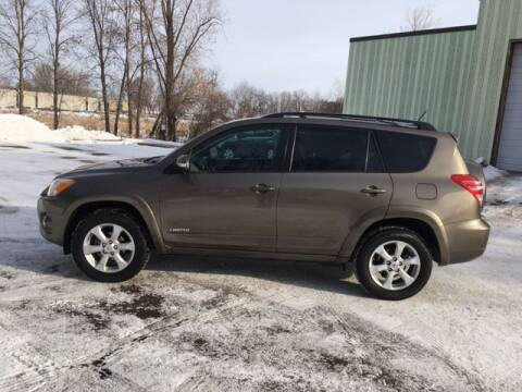 2011 Toyota RAV4 for sale at AM Auto Sales in Forest Lake MN