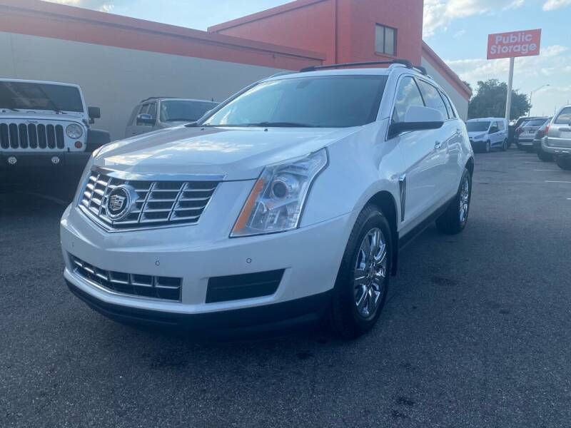 2016 Cadillac SRX for sale at JC AUTO MARKET in Winter Park FL