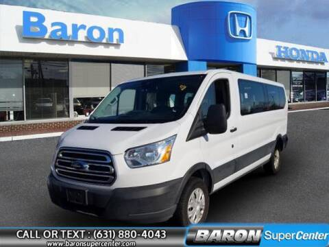 2019 Ford Transit Passenger for sale at Baron Super Center in Patchogue NY