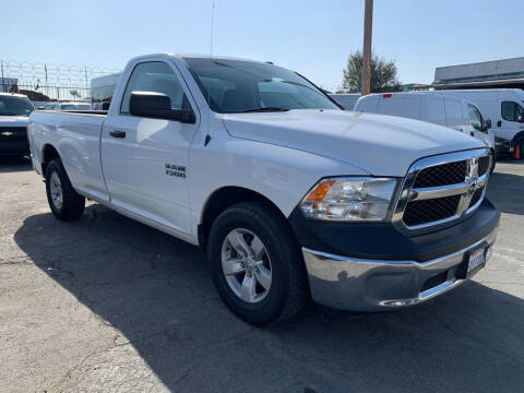 2016 RAM Ram Pickup 1500 for sale at Best Buy Quality Cars in Bellflower CA