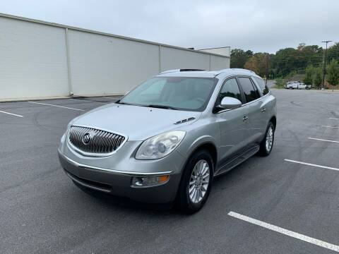2011 Buick Enclave for sale at Allrich Auto in Atlanta GA