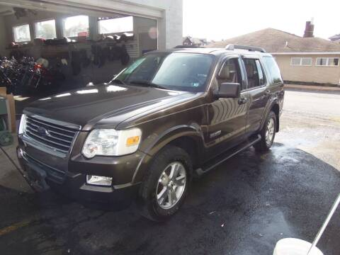 2008 Ford Explorer for sale at Fulmer Auto Cycle Sales - Fulmer Auto Sales in Easton PA
