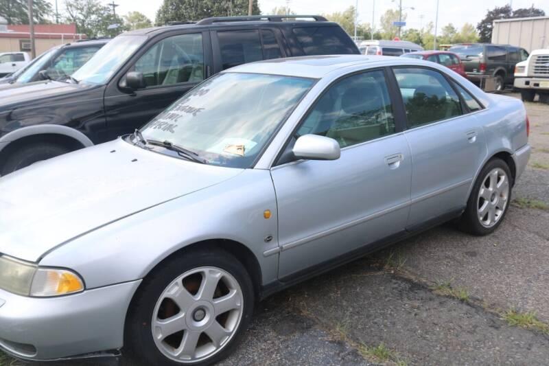 1999 Audi A4 for sale at Urglavitch Auto Sales of NJ in Trenton NJ
