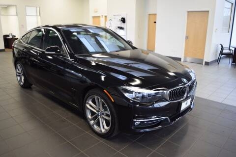 2018 BMW 3 Series for sale at BMW OF NEWPORT in Middletown RI