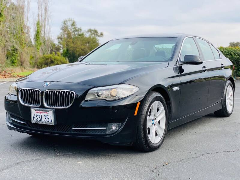 2011 BMW 5 Series for sale at Silmi Auto Sales in Newark CA