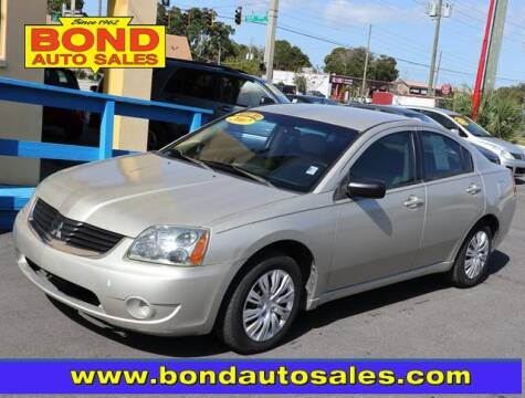 2007 Mitsubishi Galant for sale at Bond Auto Sales in St Petersburg FL