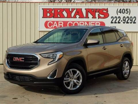 2018 GMC Terrain for sale at Bryans Car Corner in Chickasha OK