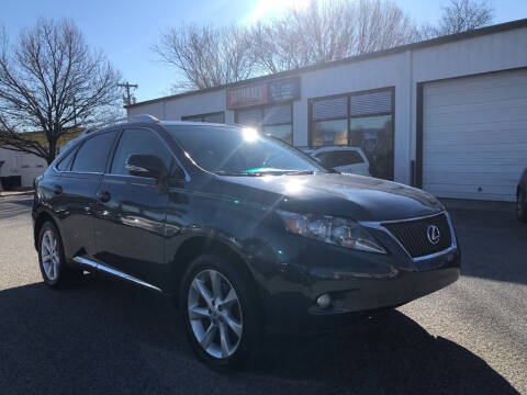 2010 Lexus RX 350 for sale at Autohaus of Greensboro in Greensboro NC
