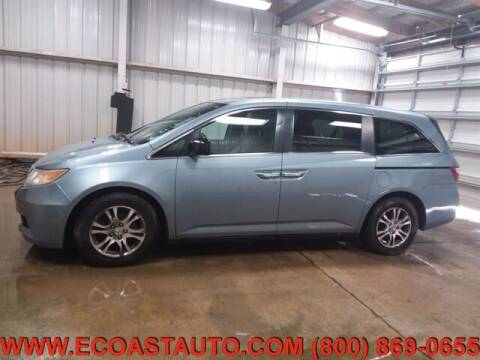 2013 Honda Odyssey for sale at East Coast Auto Source Inc. in Bedford VA