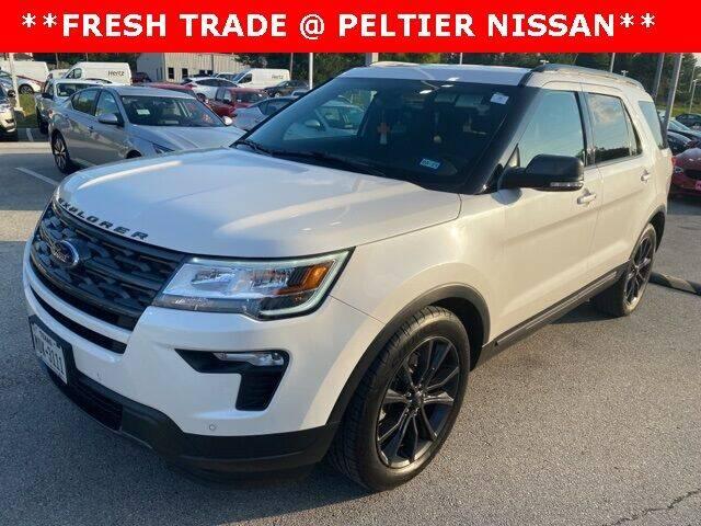 2019 Ford Explorer for sale in Tyler, TX