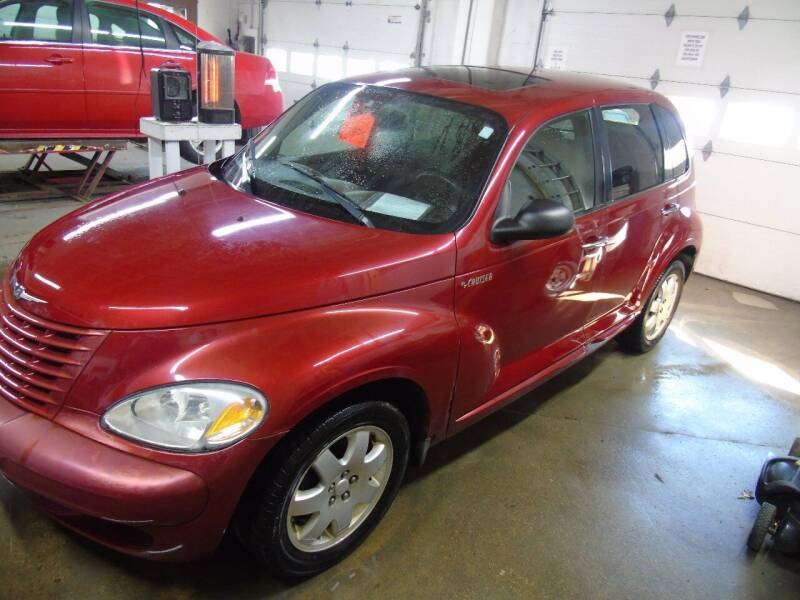 2005 Chrysler PT Cruiser for sale at C&C AUTO SALES INC in Charles City IA