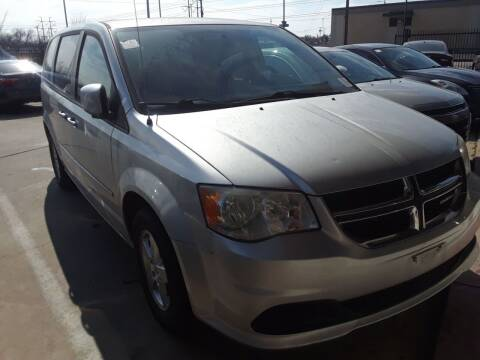 2011 Dodge Grand Caravan for sale at Auto Haus Imports in Grand Prairie TX