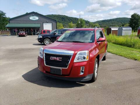 2015 GMC Terrain for sale at Greens Auto Mart Inc. in Wysox PA