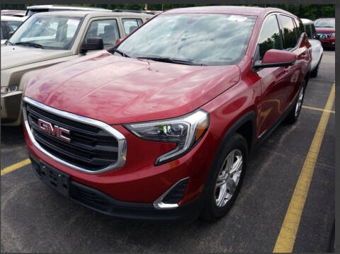 2018 GMC Terrain for sale at Washington Street Auto Sales in Canton MA