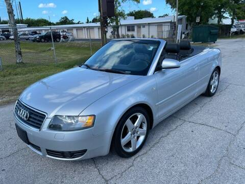 2004 Audi A4 for sale at Ultimate Autos of Tampa Bay LLC in Largo FL