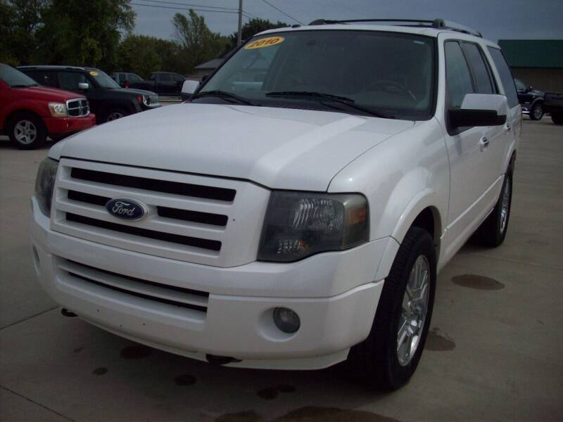 2010 Ford Expedition for sale at Nemaha Valley Motors in Seneca KS