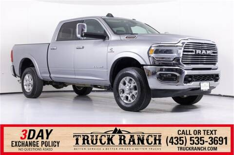 2020 RAM Ram Pickup 2500 for sale at Truck Ranch in Logan UT