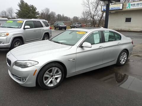 2012 BMW 5 Series for sale at Family Auto Sales of Johnson City in Johnson City TN